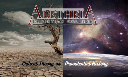 Critical Theory vs Providential Theory