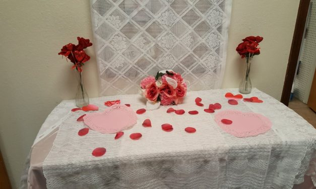 Valentine's Day Banquet for Precepts Christian Academy